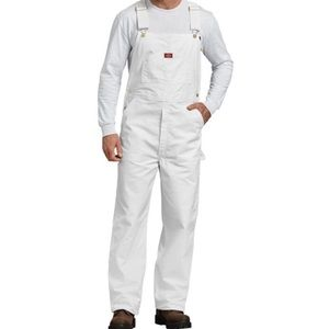 Dickies Men's Painter's Bib Overalls. W44xL30